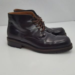 TO BOOT NEW YORK Adam Derrick Black Ankle Boots